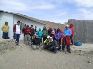 گروه کوهنوردی اراک