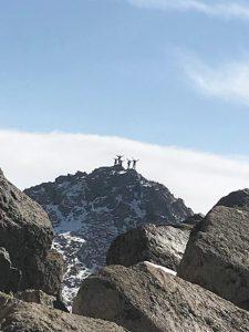 قله پورا صعود