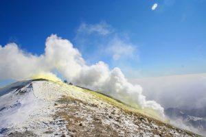 قله تفتان کوهنوردی